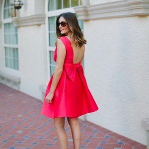 NWT Kate Spade Hot Pink Dress